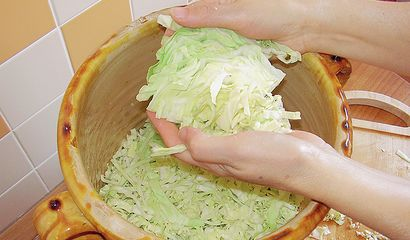 Ecco come preparare i crauti